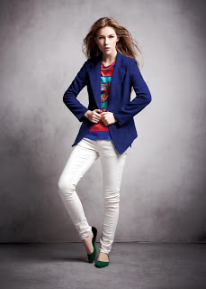 White Shirt Dress on Latest Ladies Jeans Winter Collection 2013 L Winter T Shirts And Jeans