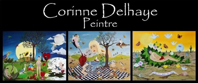 Corinne Delhaye - Peinture