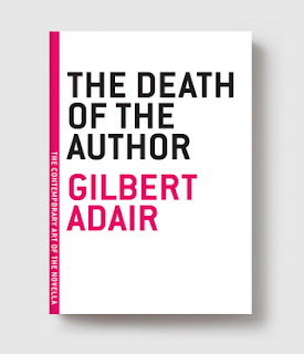 death of the author barthes essay