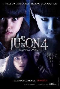 Ju-On 4 The Final Curse 2015