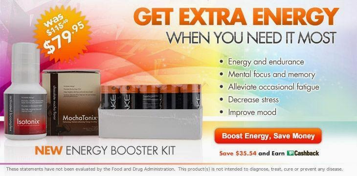 Energy Boosting Vitamins