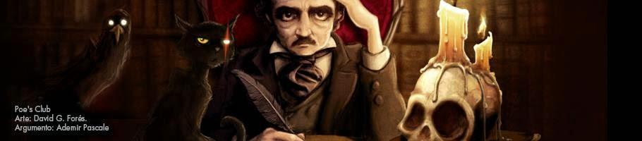 Poe's Club - O blog brasileiro mais completo sobre Edgar Allan Poe