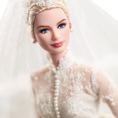1 Grace Kelly: Barbie Noiva