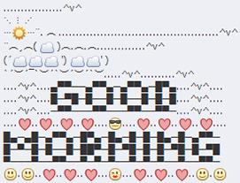 good morning facebook