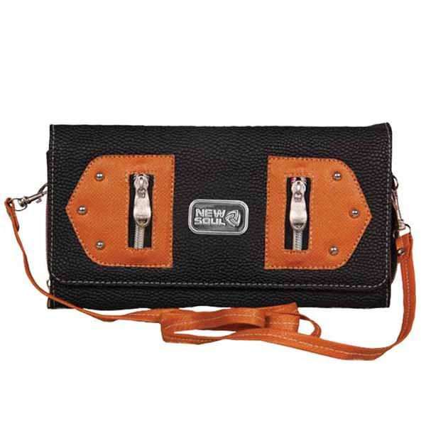 jual-dompet-wanita-hitam-orange-murah-bandung-garsel-NHR-2003