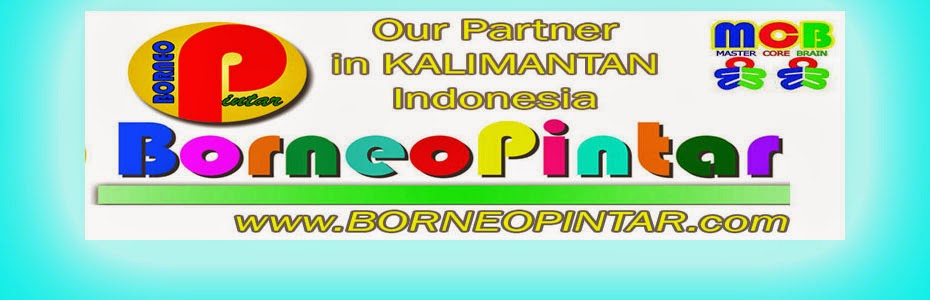 Borneo Pintar - Center of MCB Program in Borneo Kalimantan Indonesia
