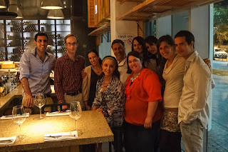 Taste of Israel group at Yaffo-Tel Aviv
