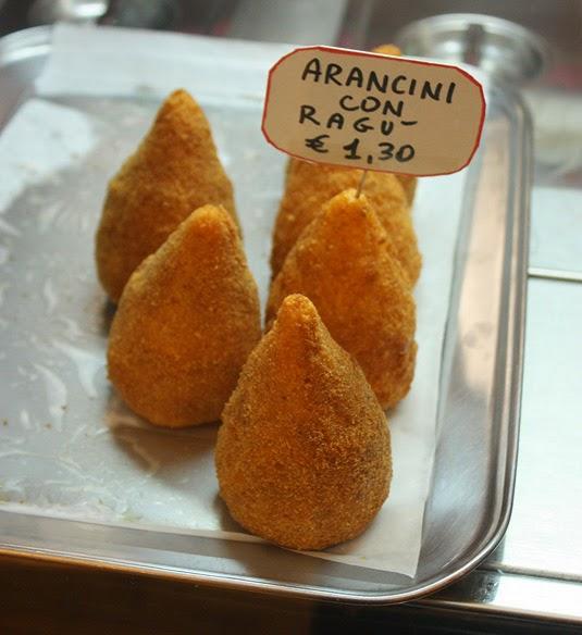 Arancini-Sicily