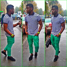 Reader Style- Kenny Ayomide