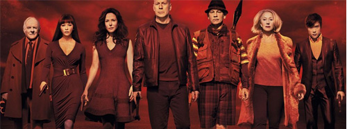 RED 2 New Trailer and Posters