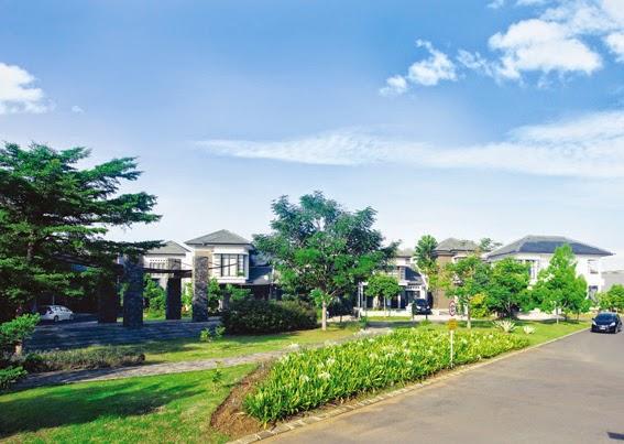 Perumahan baru di Tangerang
