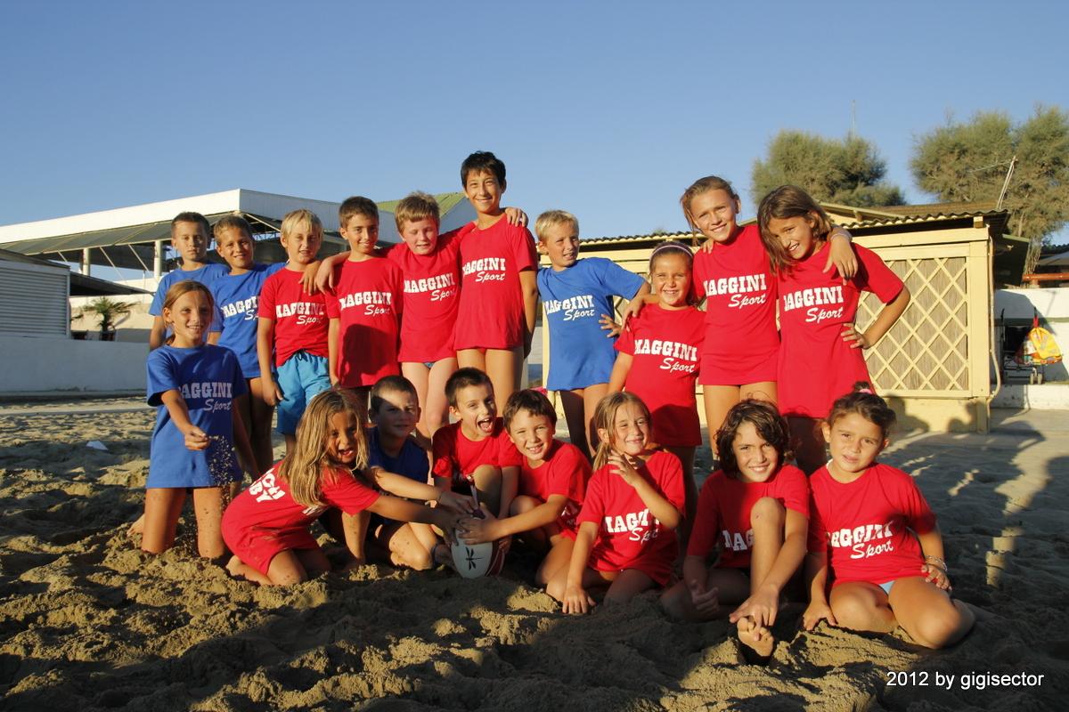 RUGBY ETRUSCHI LIVORNO: Beach rugby ai Bagni Delfino organizzato ...