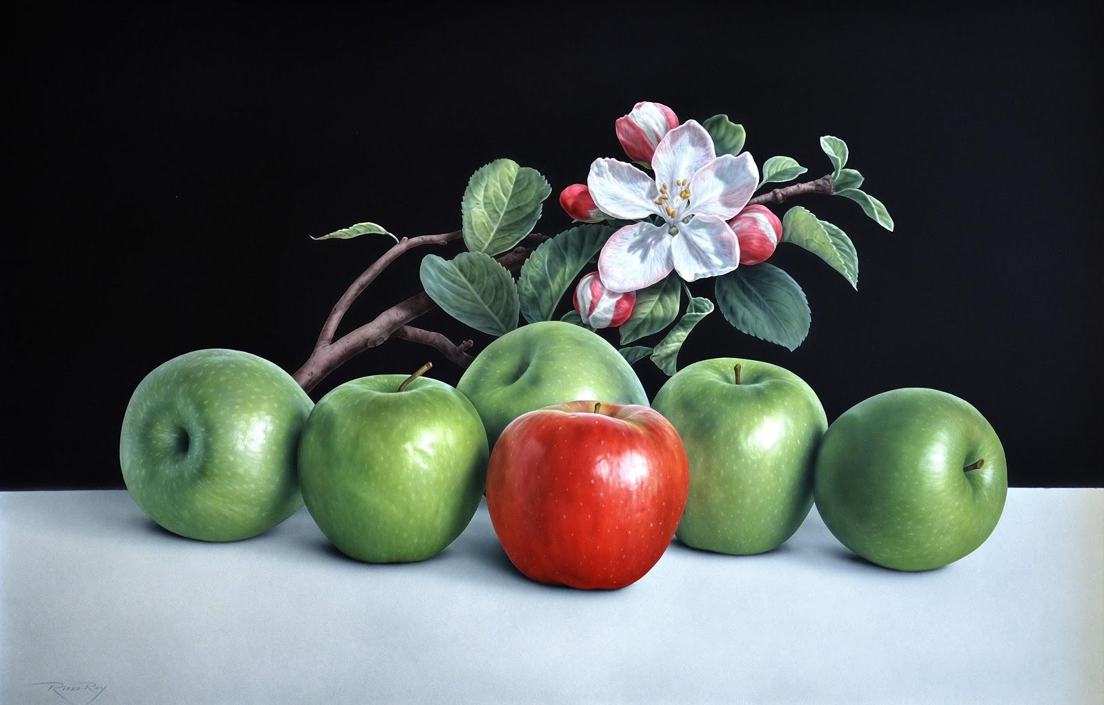 Lluis Rizzo Rey Apples