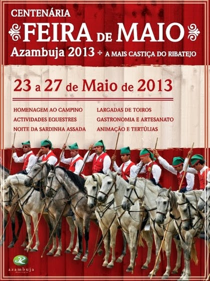 Azambuja- Feira de Maio 2013- 23 a 27 Maio