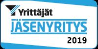 Yritys kuuluu Suomen Yrittäjiin
