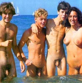 have never been to a clothing optional beach this is the year to go