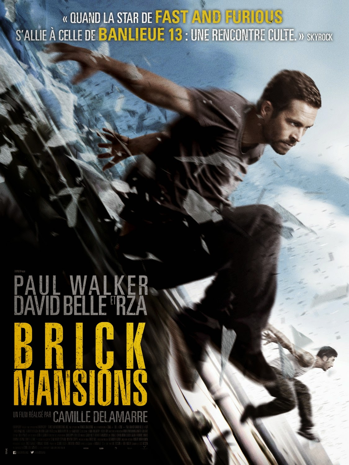 Brick Mansions [2014] [BrRip] [Latino e Ingles]