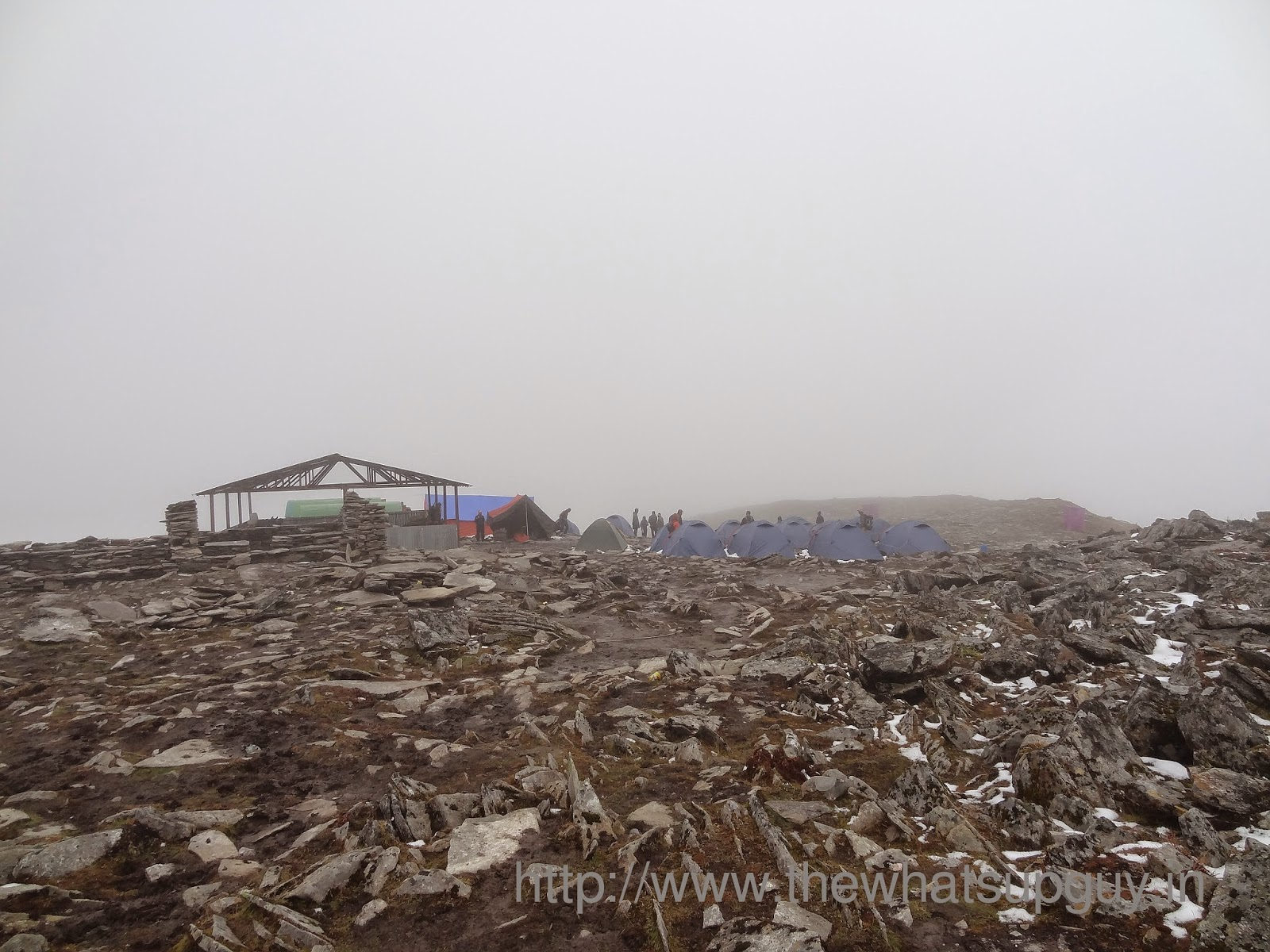 Bhagwabasa Roopkund Trek With India Hikes Day 4