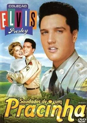 Filme Elvis Presley - Saudades de um Pracinha 1960 Torrent