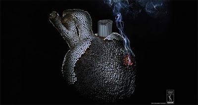sakit paru-paru akibat rokok