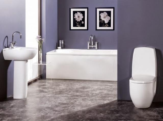 small bathroom wall colors ideas