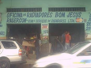 OFICINA DE RADIDORES BOM JESUS