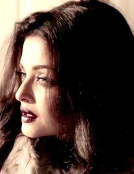 Aishwarya Rai Bachchan shoots for Dabboo Ratnani's 2015 calendar