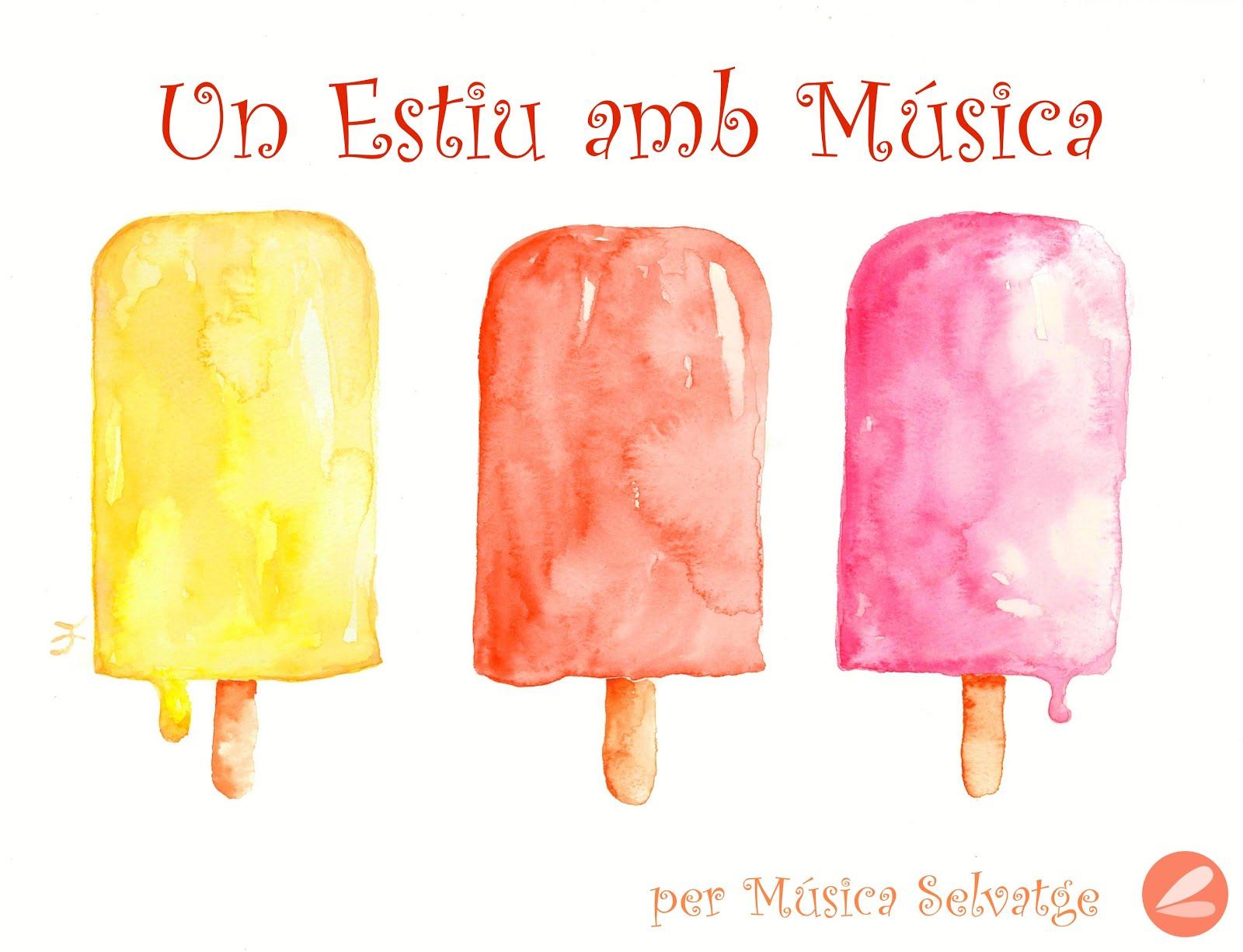 Vacances musicals d'estiu