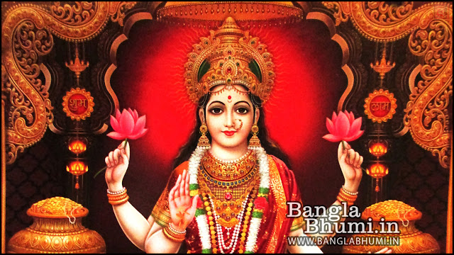 Maa Laxmi Devi Indian God 1366x768 Wide Wallpaper