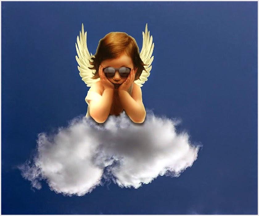 Desde mi nube y con gafitas