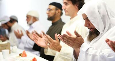 PM Kanada Justin Trudeau Seorang Mualaf?