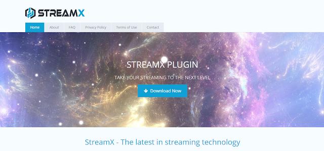 StreamX