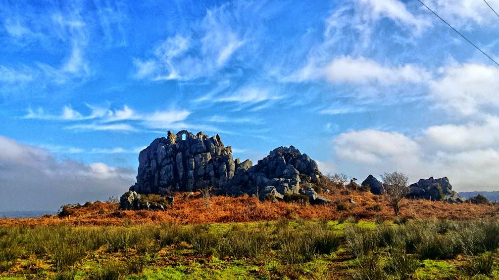 Roach Rock Cornwall