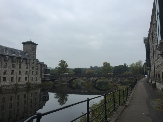Stramongate Bridge, Kendal