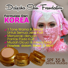 NEW!!! FOUNDATION DALYSHA