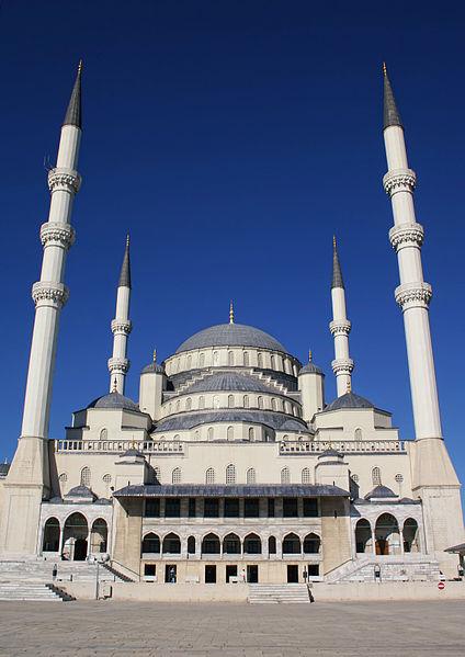 صور مساجد انقره