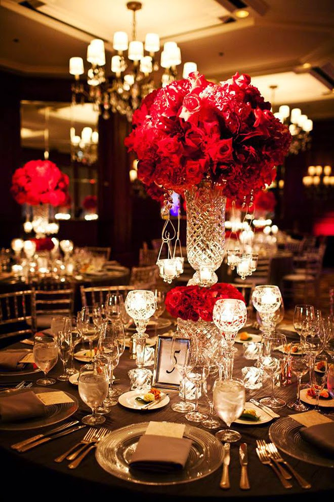 12 Stunning Wedding Centerpieces 27th Edition Belle
