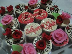 ~Wedding Cupcake~