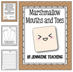 https://www.teacherspayteachers.com/Product/Marshmallow-Toes-2036504