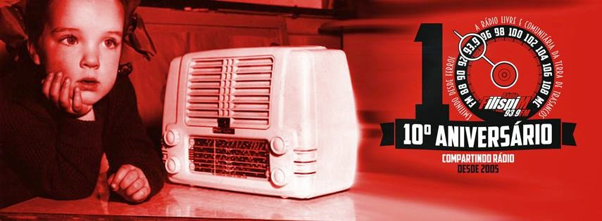 Aquí Rádio FilispiM, 93.9 FM, libre e comunitaria - Colectivo Opaii!!