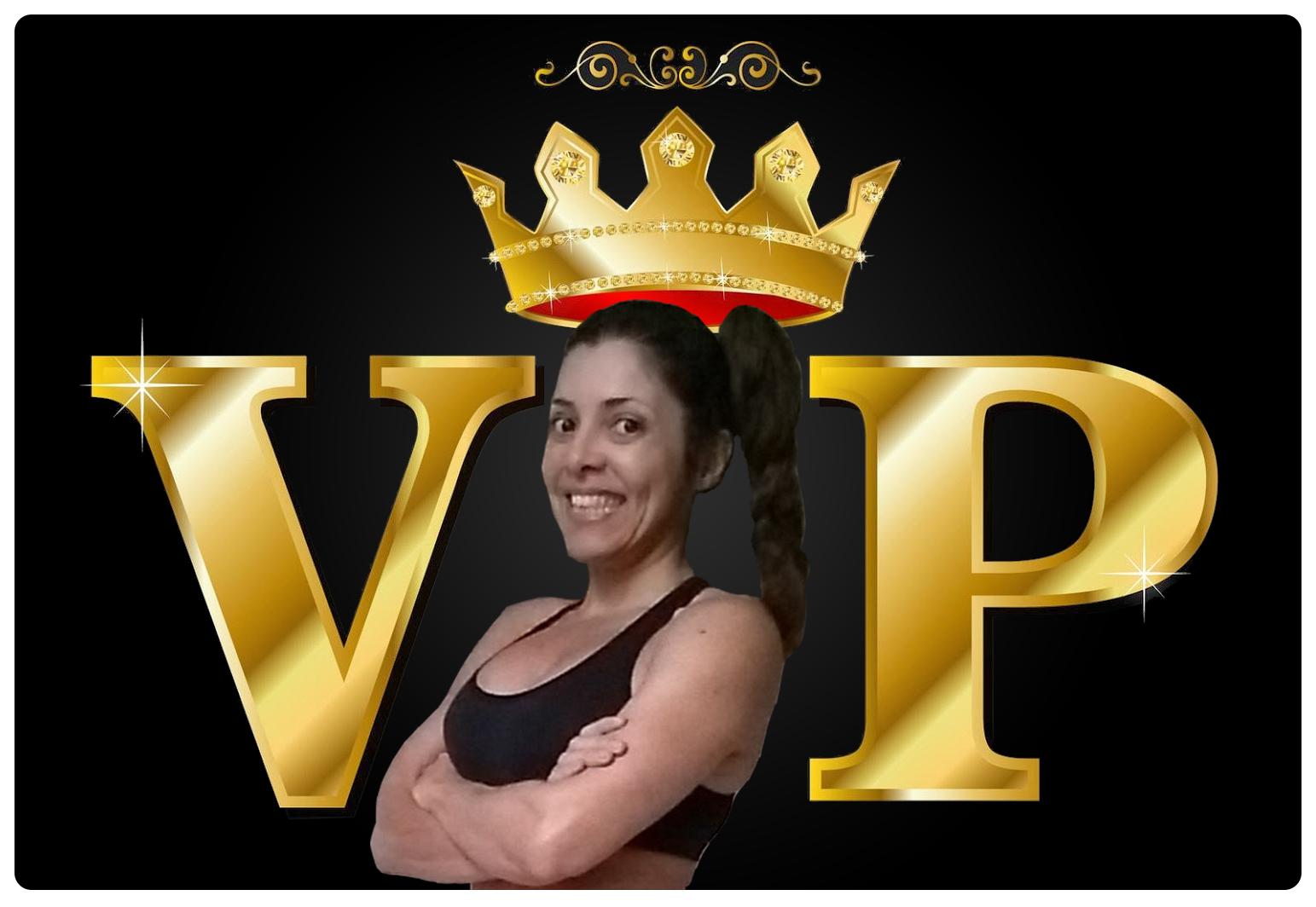 = Participação VIP =