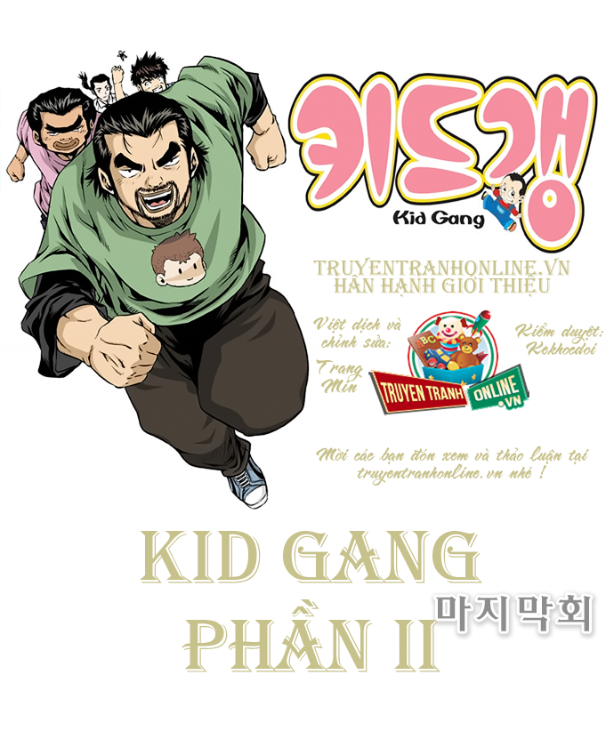 Kid Gang II Chapter 86-end - Hamtruyen.vn