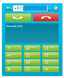 Trik Gratis Nelpon Dari PC ke Setiap Nomor Handphone Tanpa Pulsa