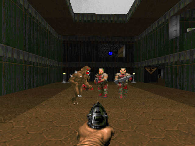 Technical Game Design Aim Systems In First Person Shooters