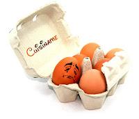 huevos al horno, receta de huevos, recetas originales, recetas caseras, huevos, espárragos trigueros, champiñones, pavo, recetas sanas, curiosidades, humor