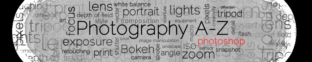 Photography A-Z