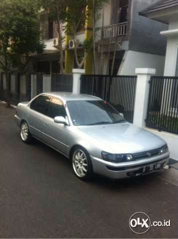 DIJUAL GREAT COROLLA 1992 MATIC