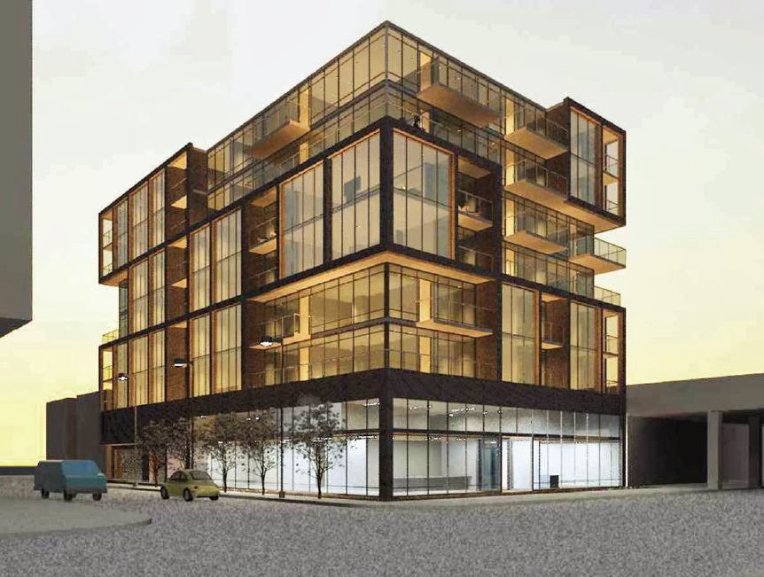 5 Storey Building Plan Images