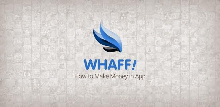 Cara Berburu Dollar Yang diDapat Dari Whaff
