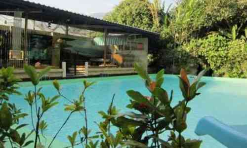 Kolam Renang Buena Vista Boutique Hotel